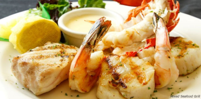 Domestic and Local Sale Products - Urangan Fisheries
